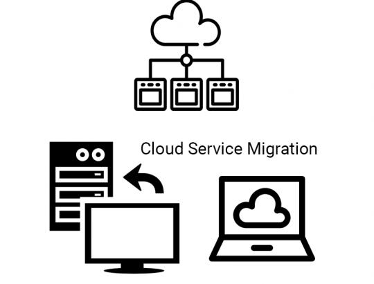 Cloud service migration